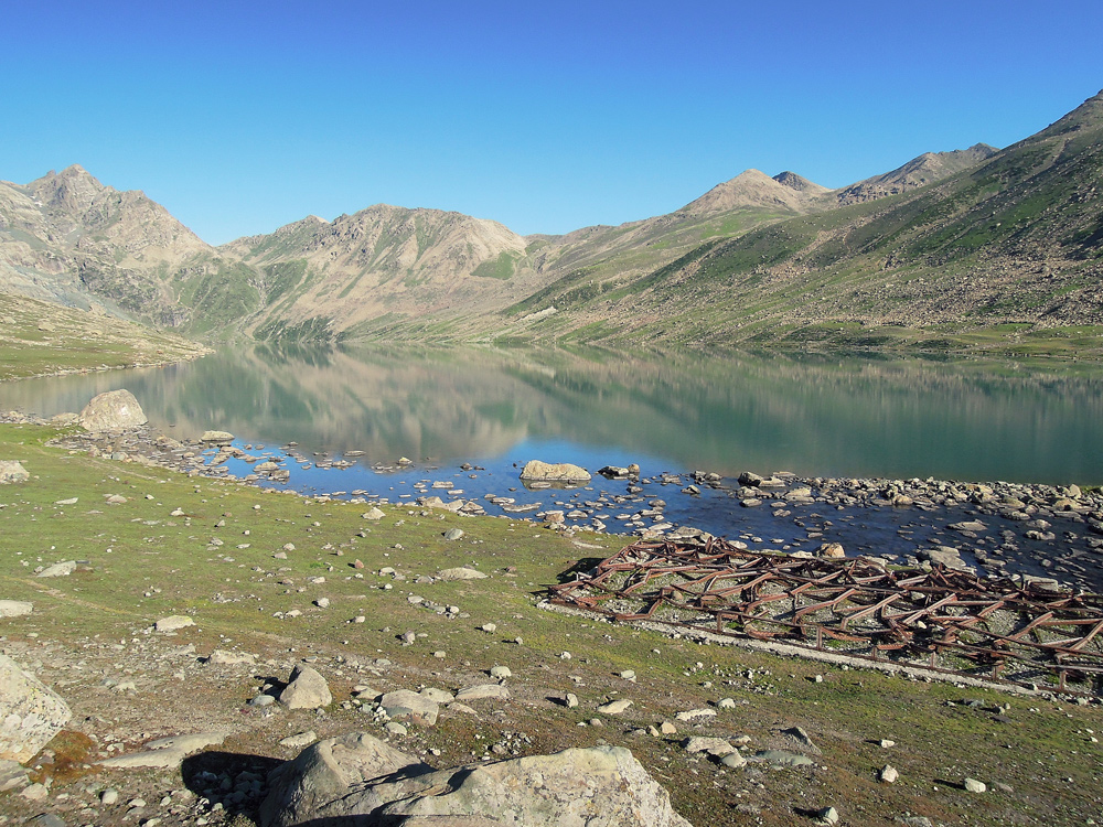 Gangabal Lake