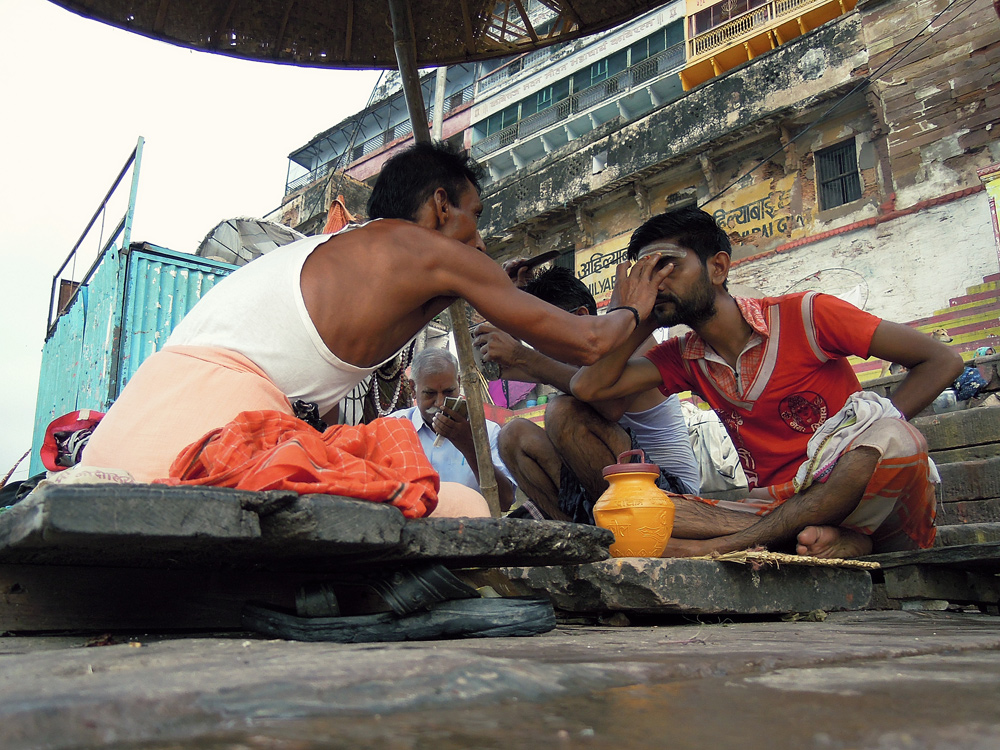 Varansai Ganges